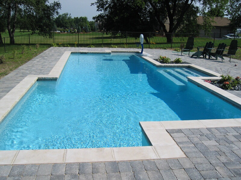 In Ground Pools World Class Pool Pros